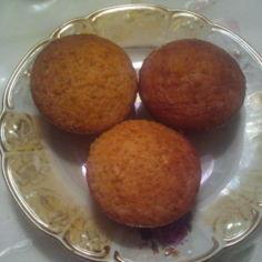 Mansikka muffinssi