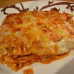 Herkullinen Lasagne