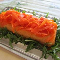 Porkkana-fetajuustopatee