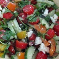 Kesäinen salaatti By Ezzi