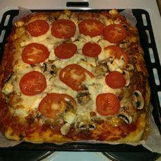 Jauheliha pitsa