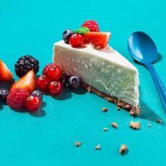 Vaniljainen juustokakku