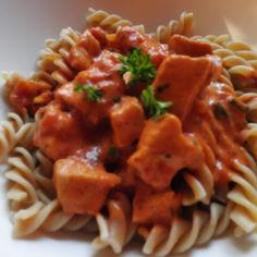 Tomaattinen broilerikastike