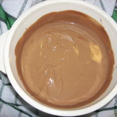 Laiskan suklaakuorrute