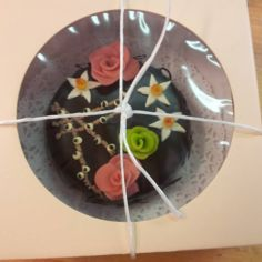 Suklaakakku(: