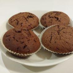 Laktoosittomat suklaamuffinssit