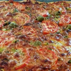 Pizzat  jauhelihamuhennoksella