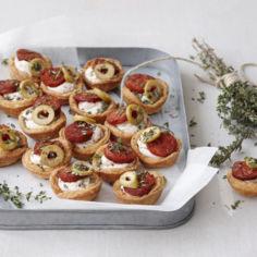 Chorizo-oliivikeksit