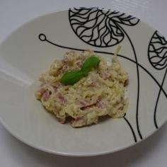 Pasta Carbonara (Vapianon tyyliin)