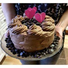 Täydellinen suklaakakku