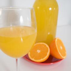 Appelsiininen jäätee
