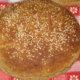 Perunainen seesaminsiemenleipä