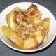 Pähkinäinen omenaherkku
