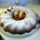 Omena-pähkinäkakku