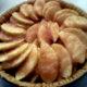 Karamellinen omenapiirakka