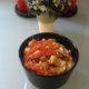 Kanaa currykookos kastikkeessa