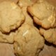 Valkosuklaa Cookies