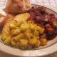 Hedelmäistä currywurstia