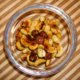 Hunajaiset pähkinät