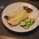 Burrito chili con carne -täytteellä