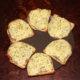 Maistuvat valkosipuli tonnikala katkarapu juustoleivät