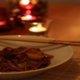 Kana-katkarapu-wok paistetulla nuudelilla