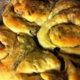 Turkkilainen Burek-jauhelihatäytteellä
