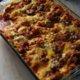 Hieman terveellisempi lasagne