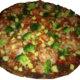 Eetun herkullinen ruispohjainen pizza