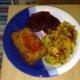 Quinoa / Kvinoa ja tofua