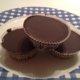 Peanut Butter Cups / Maapäkinävoisuklaakupit
