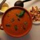 Paahdettu tomaattikeitto