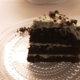 Minttuinen suklaakakku