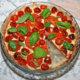 Raikas tomaatti-ricottapiirakka