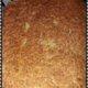 Kookos-toscapiirakka (uunipellillinen)